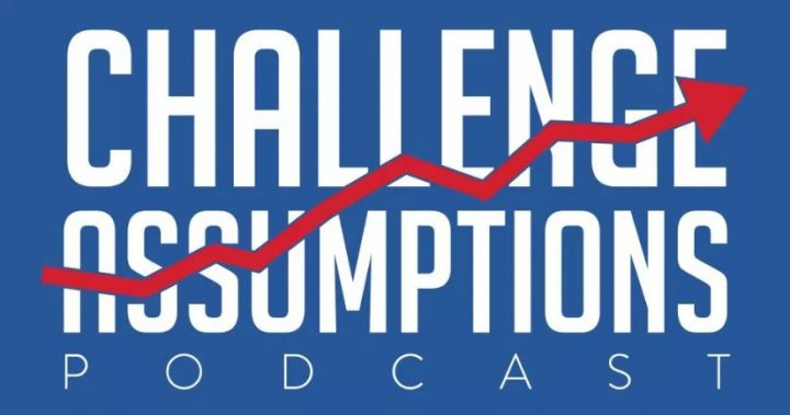Challenge Assumptions Podcast with Aaron Hinde — The Hustle Behind the LIFEAID Brand