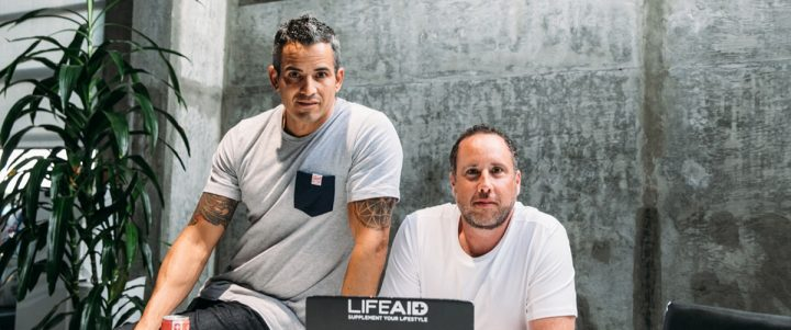 LIFEAID Co-Founders to Speak at BevNET Live Summer 2019