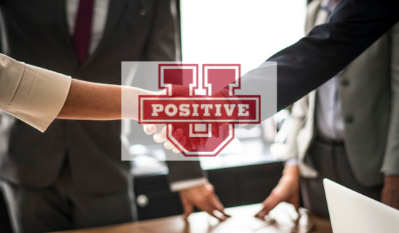 Positive University Podcast with Aaron Hinde | Co-Founder of LIFEAID