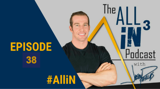 All-iN Podcast - Ep. 38: How Aaron Hinde, Co-Founder of LIFEAID, Made It to Success