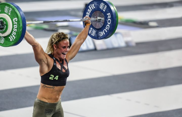 FITAID Athlete Sara Sigmundsdóttir Wins CrossFit OPEN ... Again!