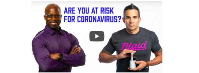 The Fittest Doc Answers the Question: Are You at Risk for Coronavirus?