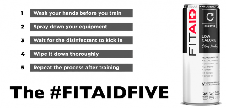 The FITAID FIVE: Helping Gyms Reopen Safely & Successfully